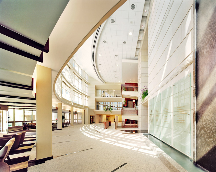 Condell Medical Center Lobby Harmonic Environments